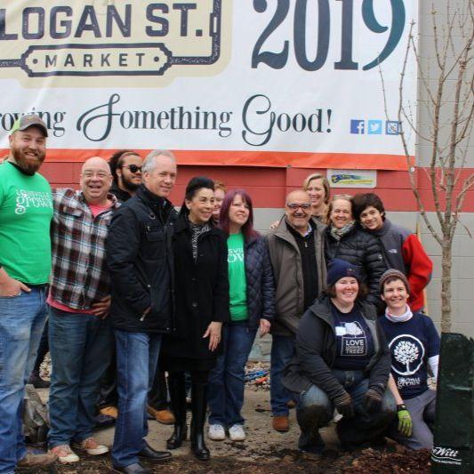 Sustainability Now! | Lisa Dettlinger | Louisville Grows | Dec. 7th Tree Planting | Nov. 18, 2019