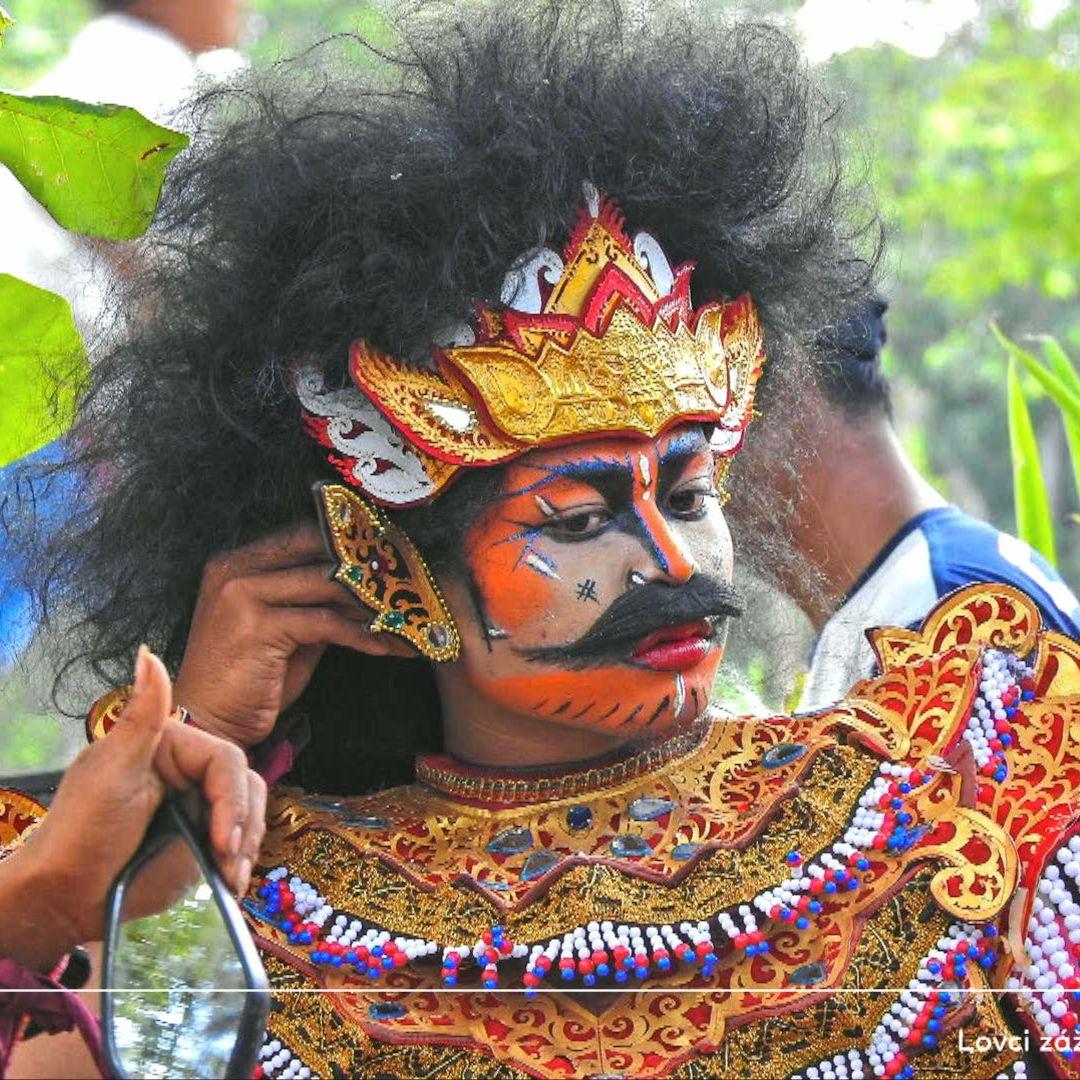 BUBO cestovanie: Sumatra, Jáva, Bali