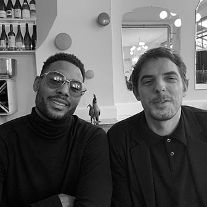 Le Bonheur de Djebril Didier Zonga et Damien Bonnard