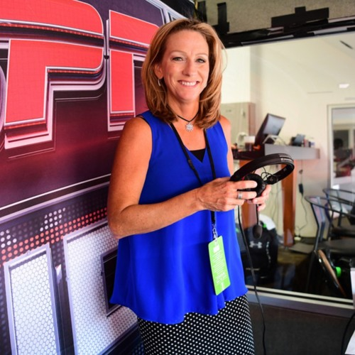 Beth Mowins Talks Historic Path, Art of Broadcasting NFL Games