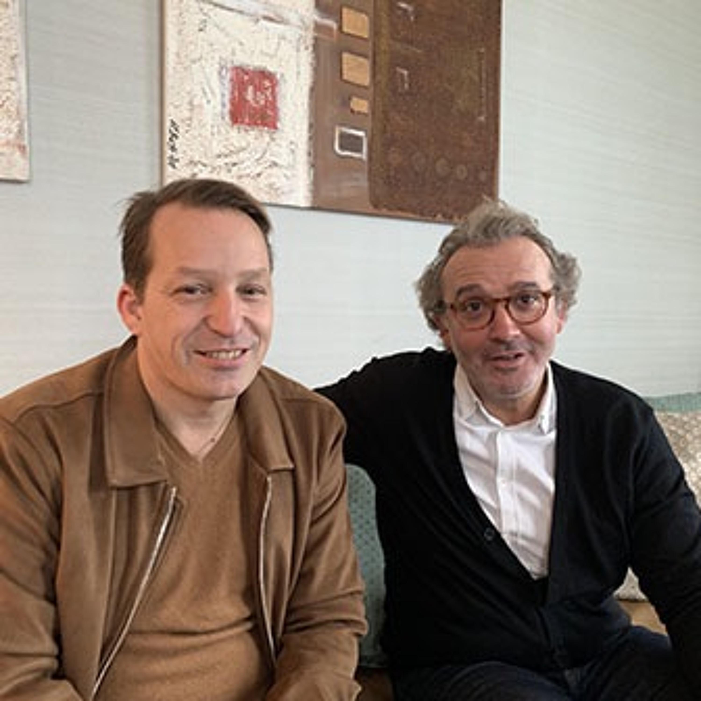 Le Bonheur de Misha Aznavour et de Marc Di Domenico
