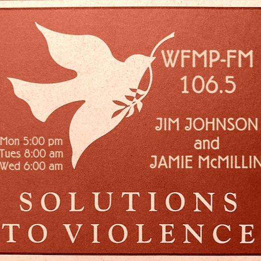 Solutions To Violence   Colin McNamara   American Humanist Association   November 12, 2019