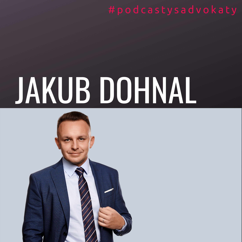 #podcastysadvokaty 05 - Jakub Dohnal, arws.cz