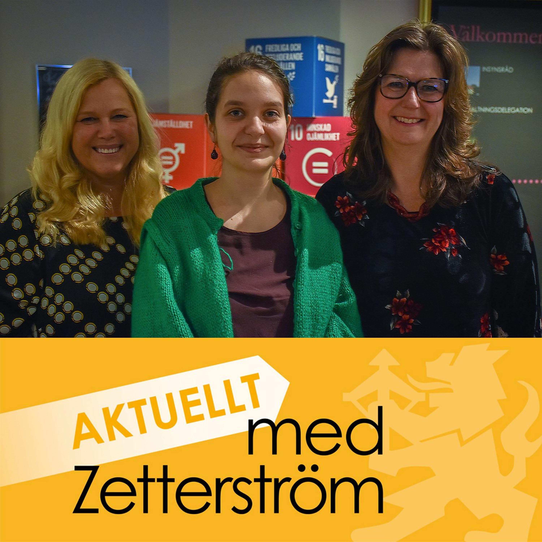 Aktuellt med Zetterström, avsnitt 2: Kronobergs livsmedelsstrategi mm