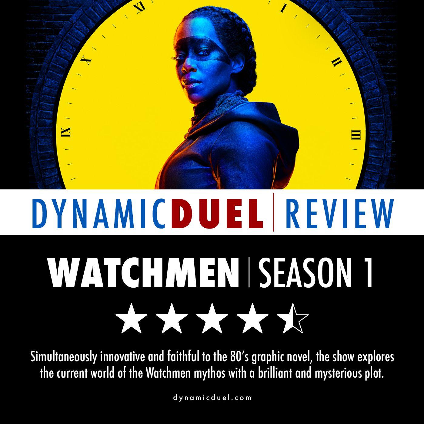 Watchmen Season 1 Review