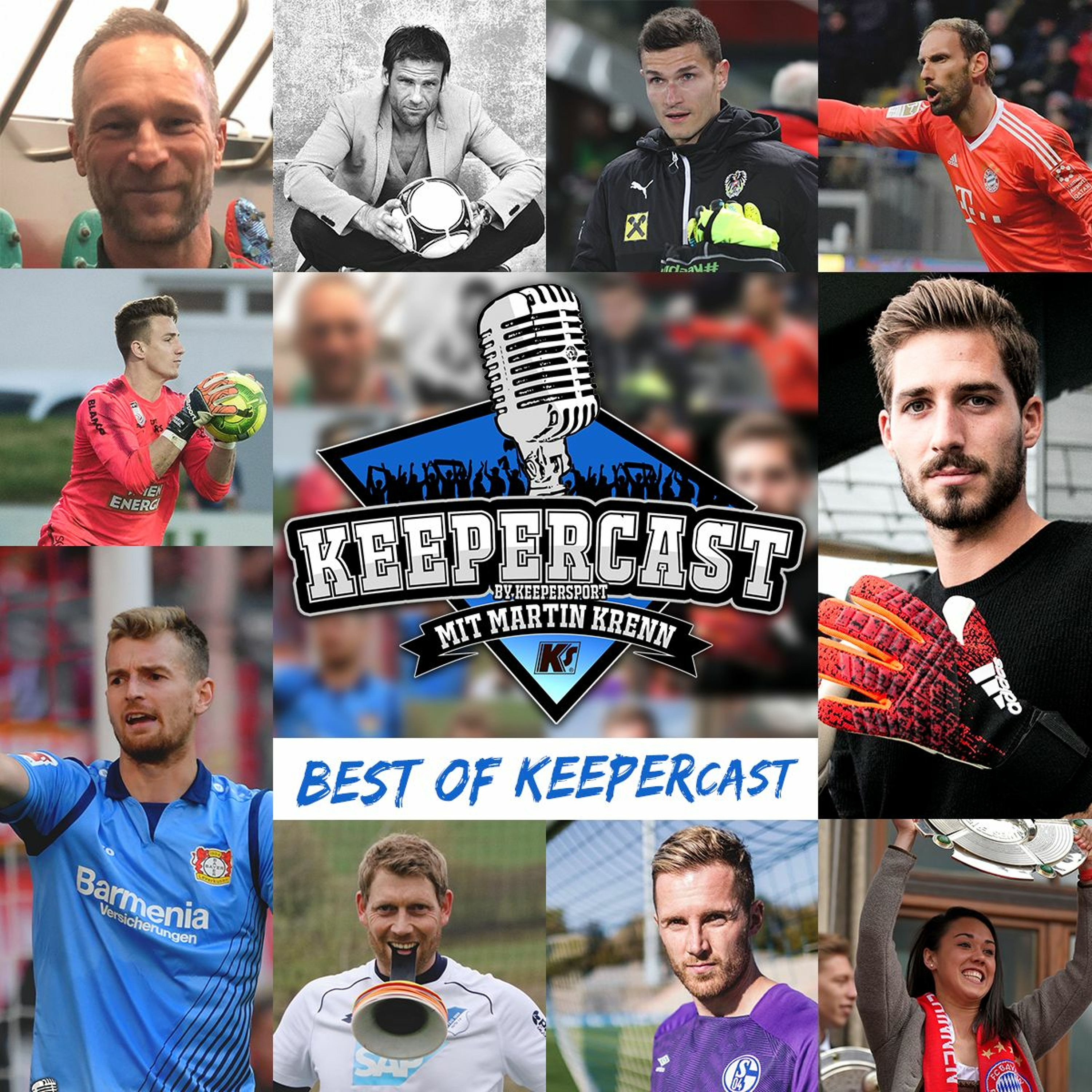 KEEPERcast -  Der Torwart Podcast von KEEPERsport