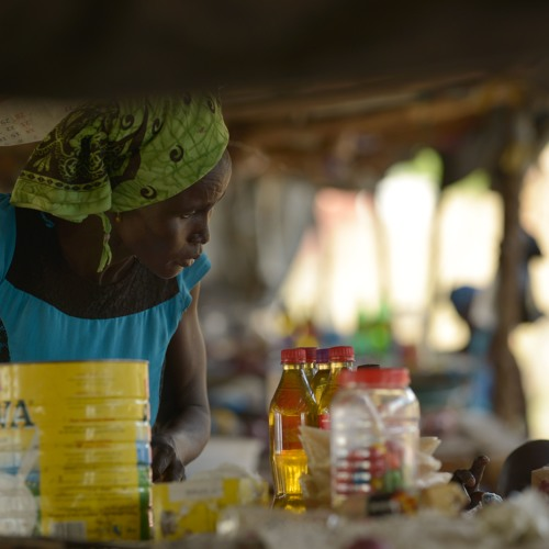 South Sudan: Micro-finance Diaries with Yengi Lokule of Rural Finance Initiative (RUFI)