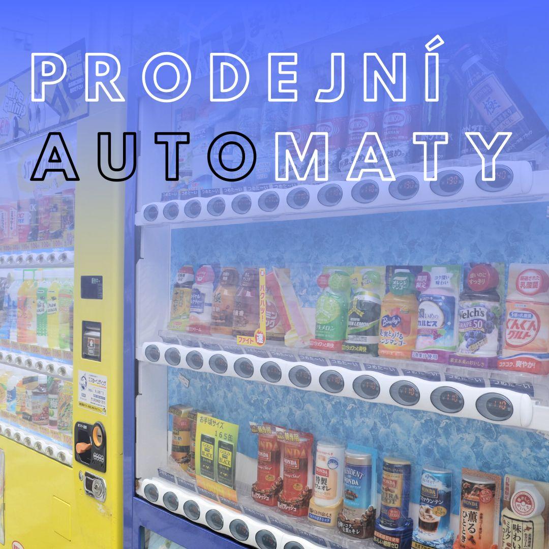 Yatta #06 - Japonské prodejní automaty