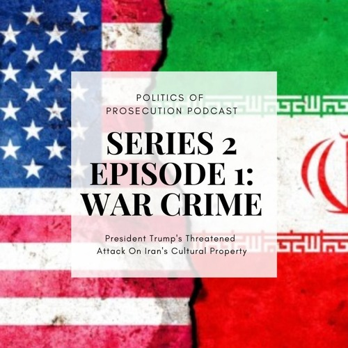 Politics of Prosecution - Series 1