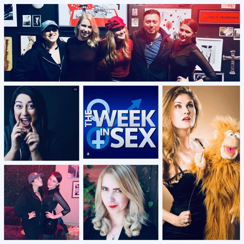 The Week In Sex - Season 5 Episode 1 Swearing Off Anal/Two Girls One Mic/High Pelvic Wall Problems