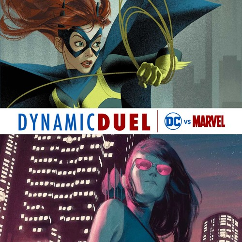 Batgirl (Barbara Gordon) vs Hawkeye (Kate Bishop)