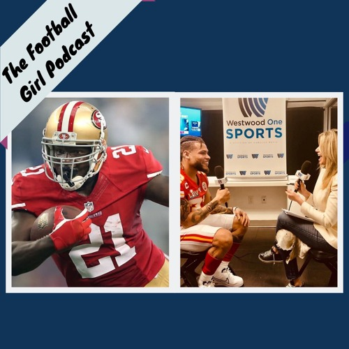 Super Bowl LIV Lovefest with Frank Gore and Laura Okmin!