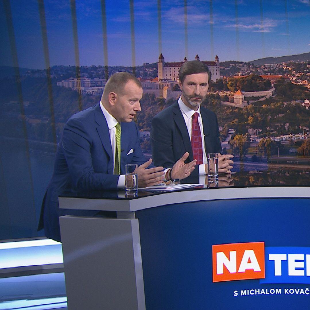 Boris Kollár a Juraj Blanár (2. 2. 2020)