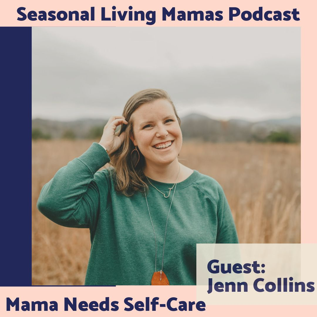Jenn Collins- What is going to fill you up?