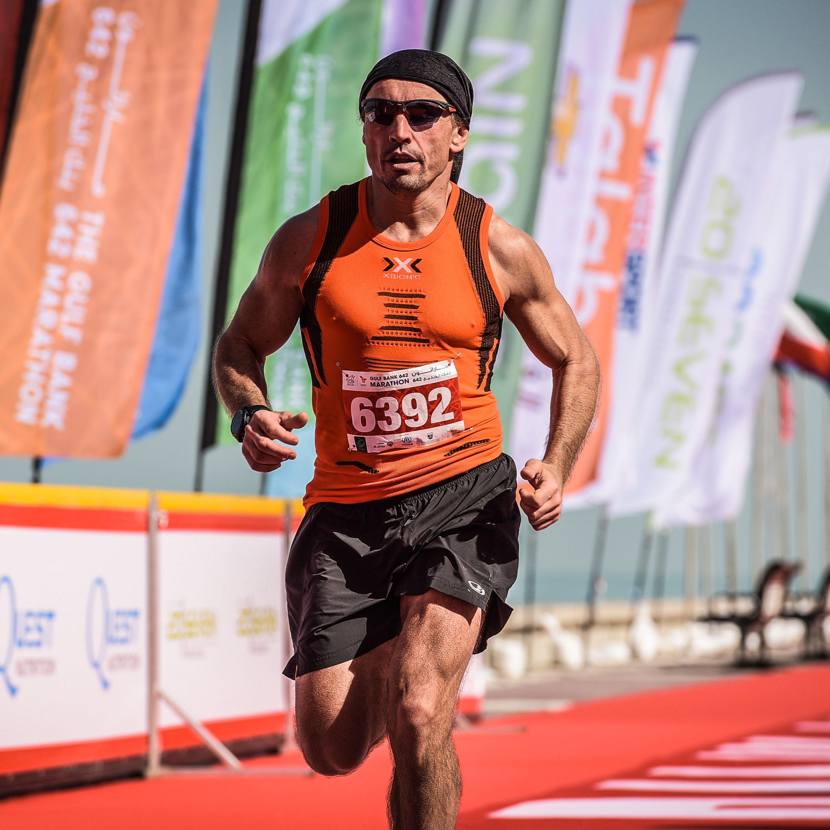 """Běžec Tomáš Krejčí: """"Se sportem jsem začal až ke čtyřicítce, teď mě čeká maraton na Sahaře"""""""