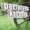It's A Little Too Late (Made Popular By Tanya Tucker) [Karaoke Version]
