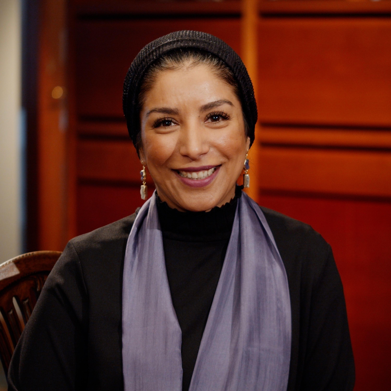 Förklara din forskning - Kvinnors företagande i Mellanöstern med Sumaya Hashim