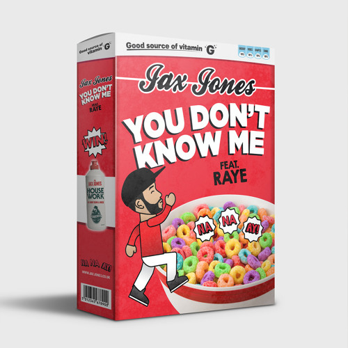 Download You Don't Know Me by Jax Jones Mp3 Download MP3