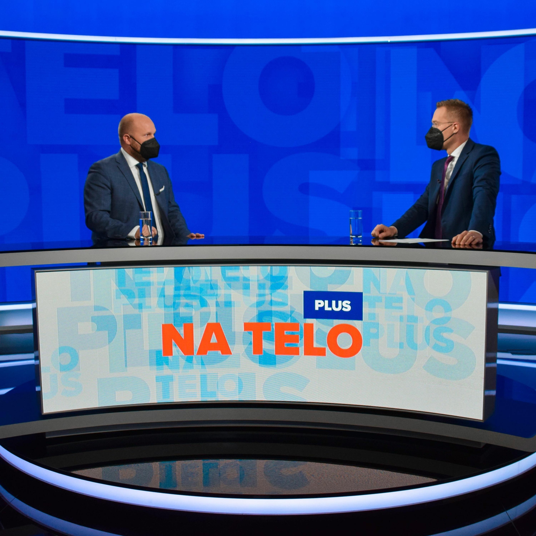 Na telo plus: Jaroslav Naď (OĽANO)