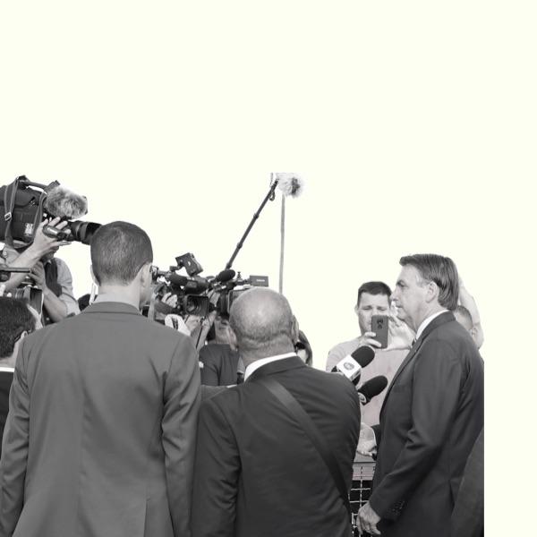 Bendita Sois Vós #47 Bolsonarismo versus jornalismo