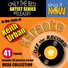 Raining On Sunday (In the style of  Keith Urban) [Karaoke Version]