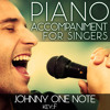 Johnny One Note (Piano Accompaniment of Babes in Arms - Key: F) [Karaoke Backing Track]