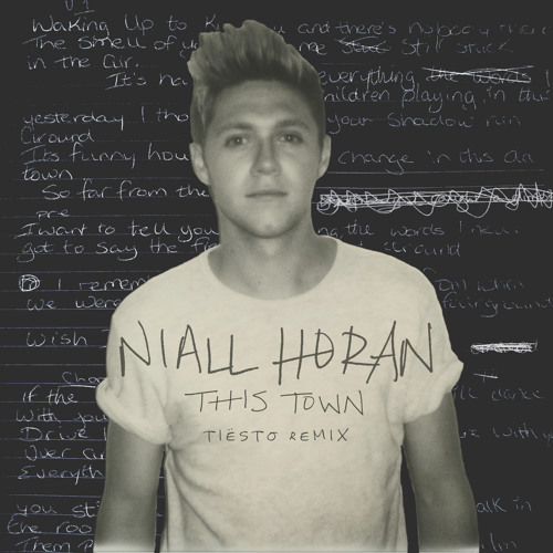 Download This Town (Tiёsto Remix) by Niall Horan Mp3 Download MP3