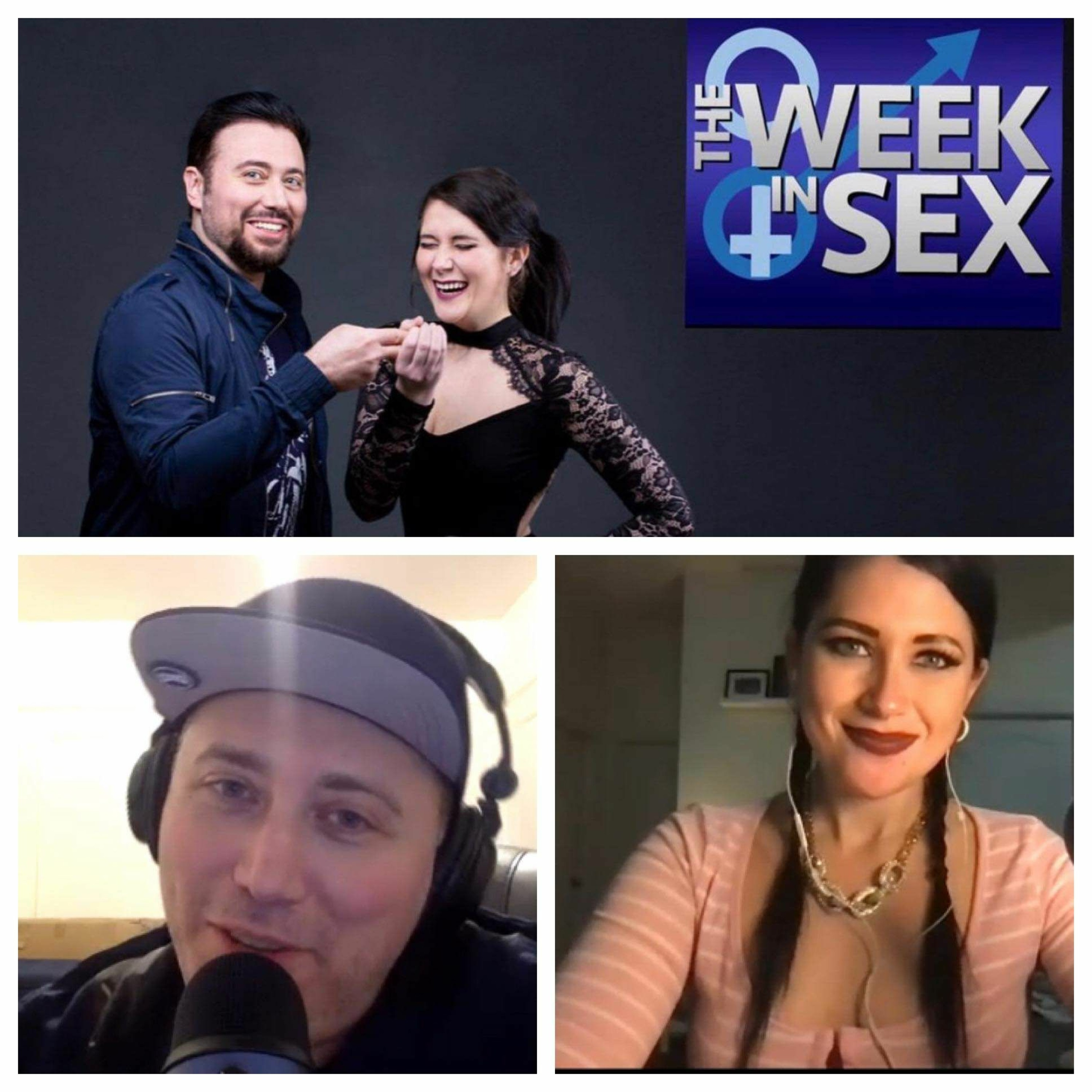 The Week In Sex - S6 E5 Keanu Starts an OnlyFans/Allan Is Afraid of the World