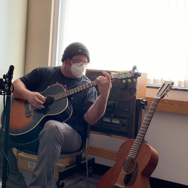 FFFoxy Podcast #179: Matt Sowell in-studio session