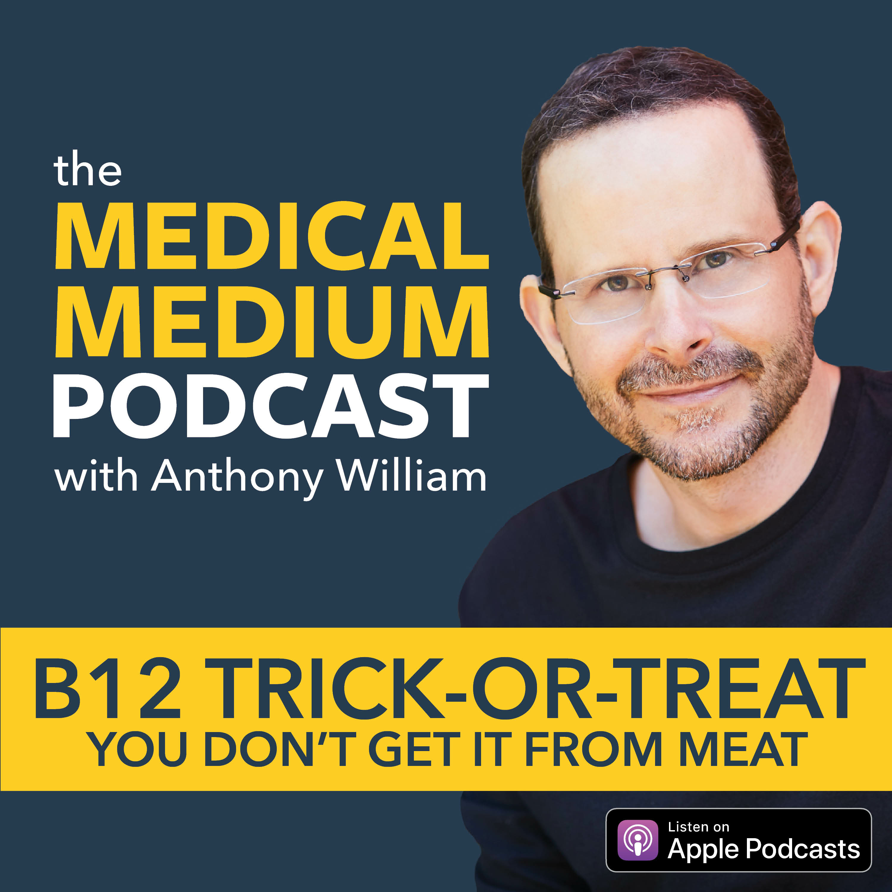 012 B12 Trick-or-Treat: You Don't Get It From Meat