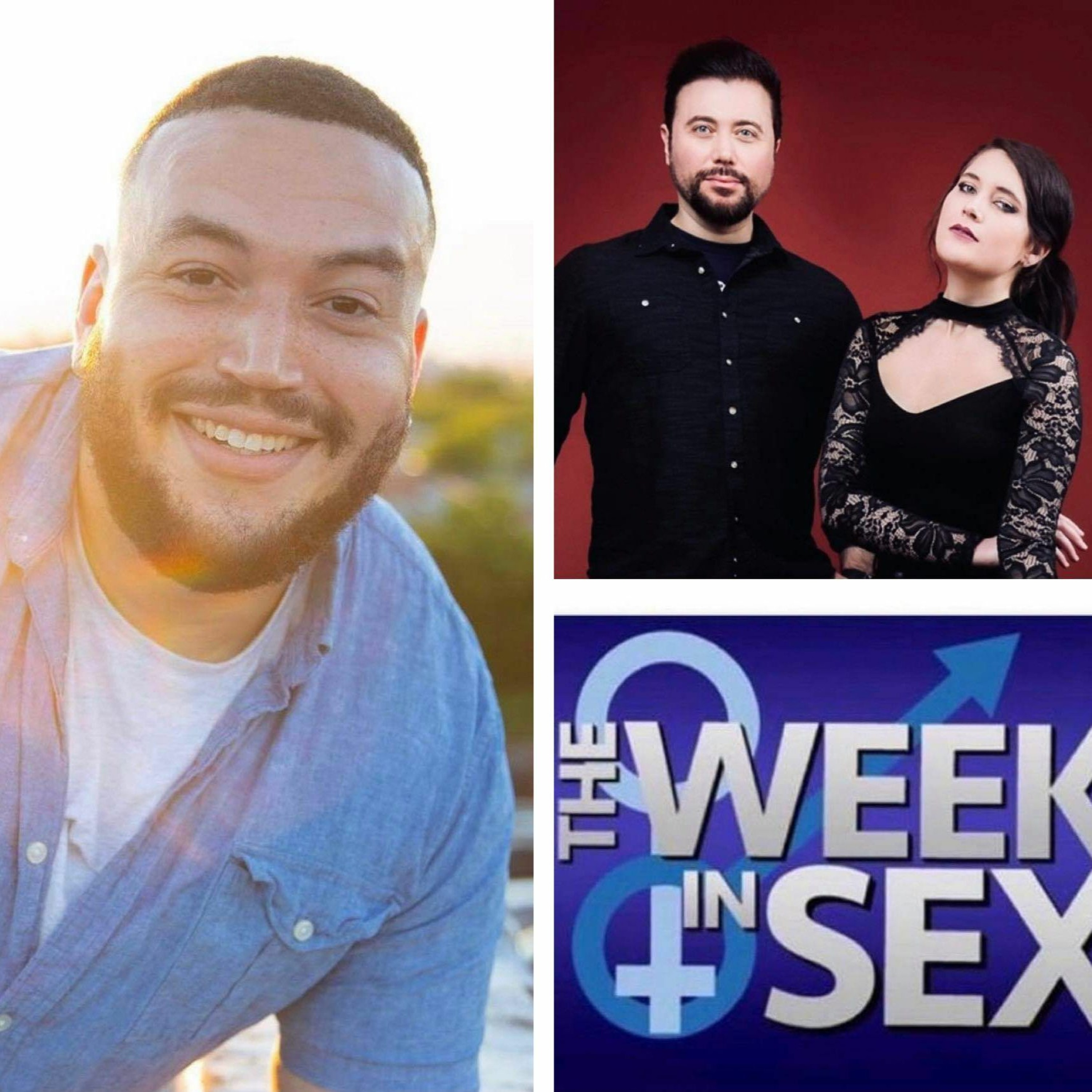 The Week In Sex - S6 E7 Comedian Christ Reiter's Kidnapping Story/Allan's Prop Comic Horrors