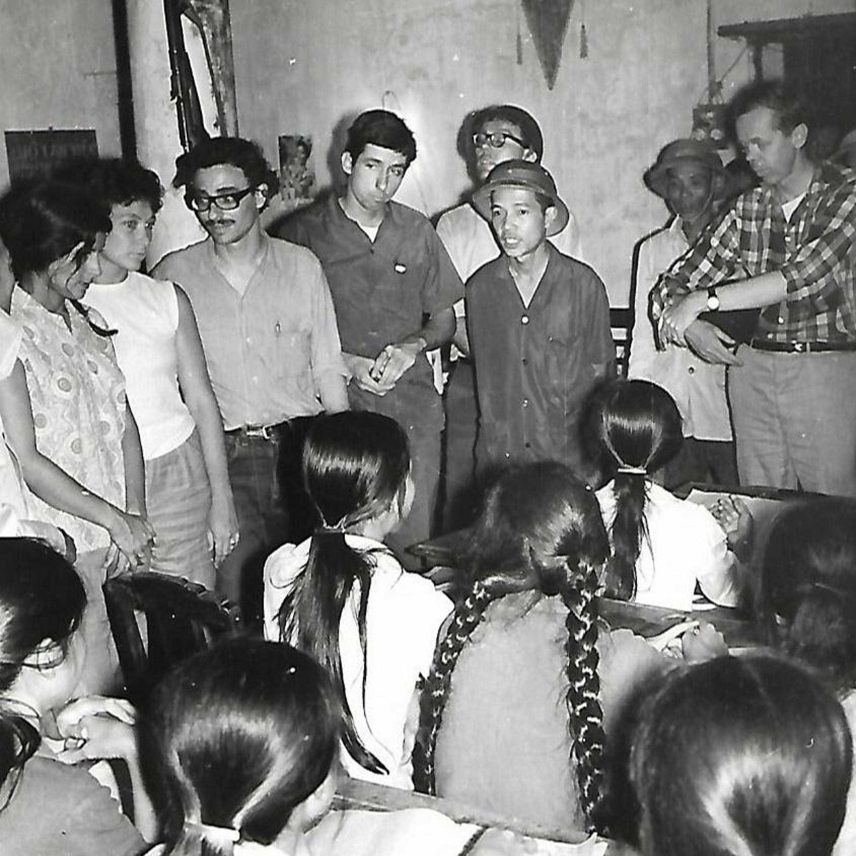 E46: The movement against the Vietnam war, part 4