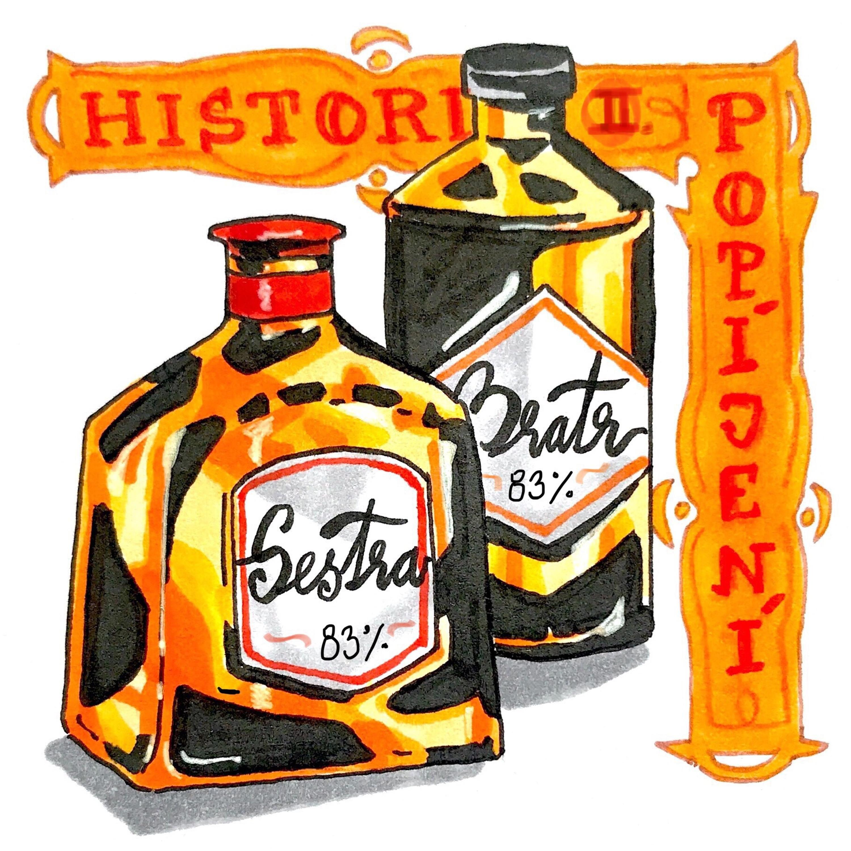 Historie popíjení: na plese