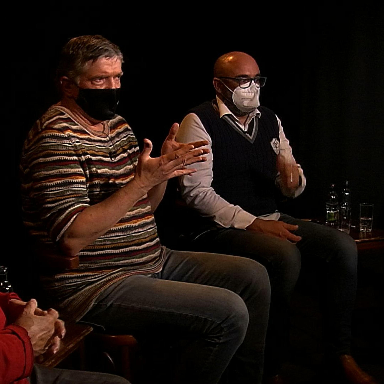 Zadržanie šéfa SIS a koaličná kríza. Diskutujú šéfredaktori Hríb, Bárdy a Kostolný