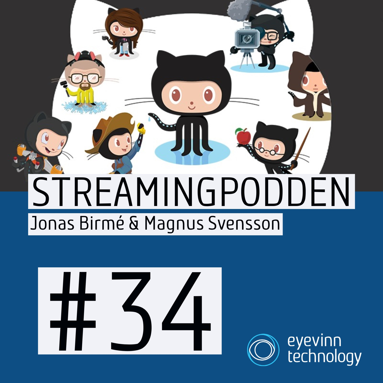 Avsnitt 34: A Streaming Service built on Open Source components