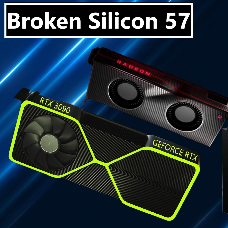 57 Amd Navi 2x Nvidia Ampere Intel Xe Xbox Future Tweaktown S Anthony Garreffa Broken Silicon Lyssna Har Poddtoppen Se