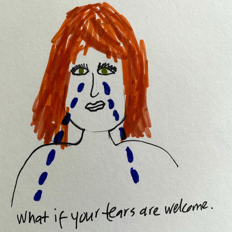 60. När grät du senast? #charlottepodden