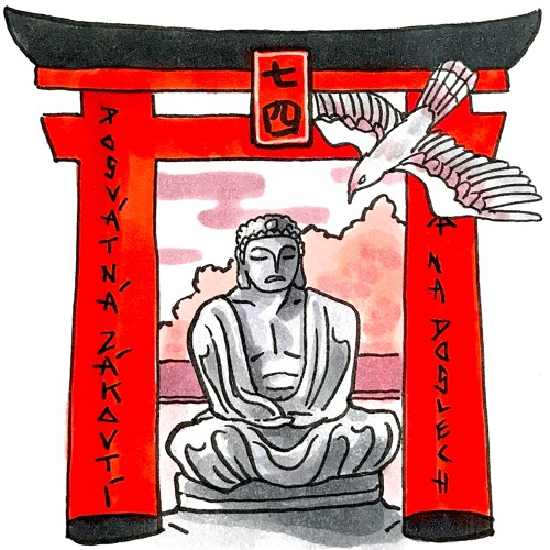 Japonsko na doslech: posvátná zákoutí
