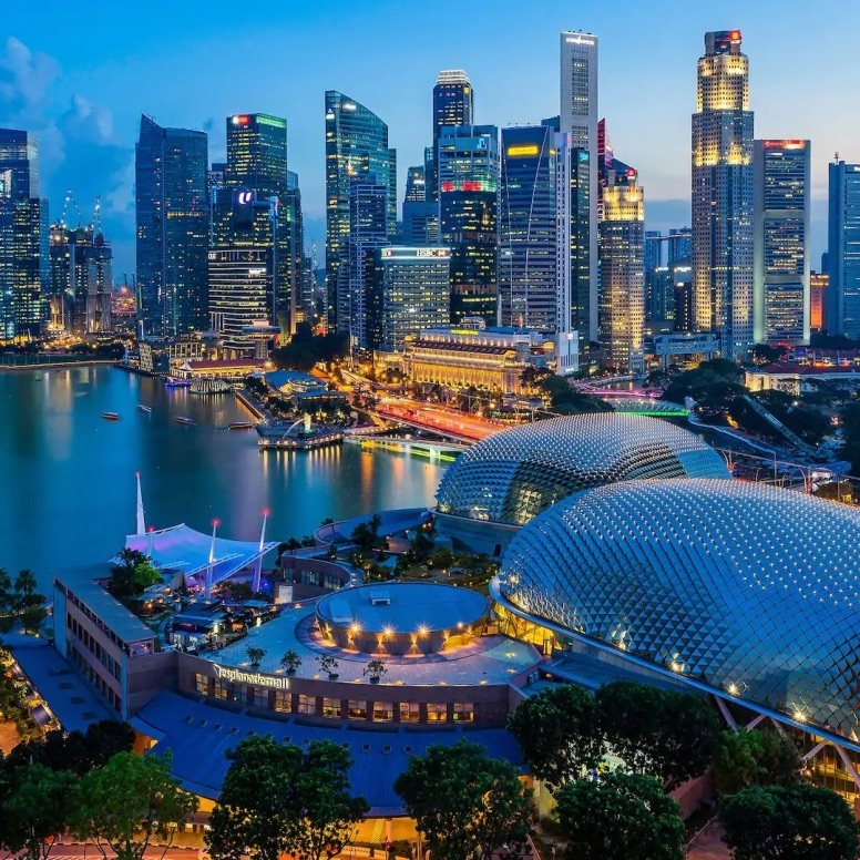 City of the future - Singapore EN
