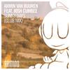 Armin Van Buuren Feat Josh Cumbee Sunny Days Club Mix Mp3