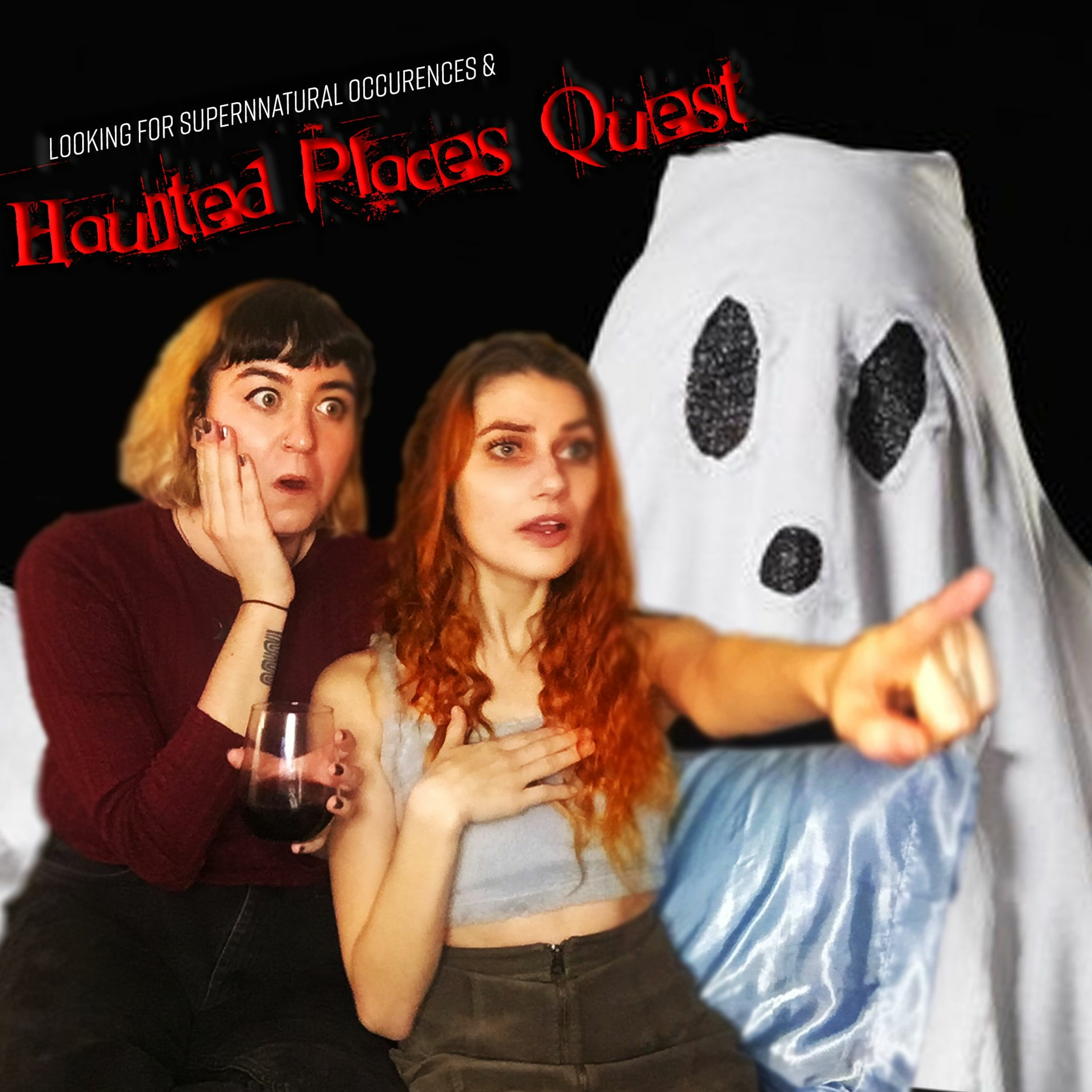IT'S ABOUT TIME: a Haunted Places Hellaween Special