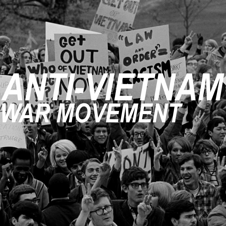 E43: The movement against the Vietnam war, part 1