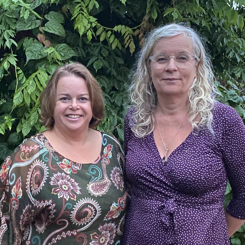 """57. Ingela Steij Stålbrand : """"Gränslöshet kan skapa utmattningssyndrom""""."""