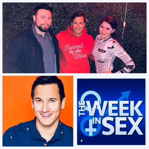 The Week In Sex - S5E4 Matt Ritter of Tasteless (Truly Tasteless Jokes)