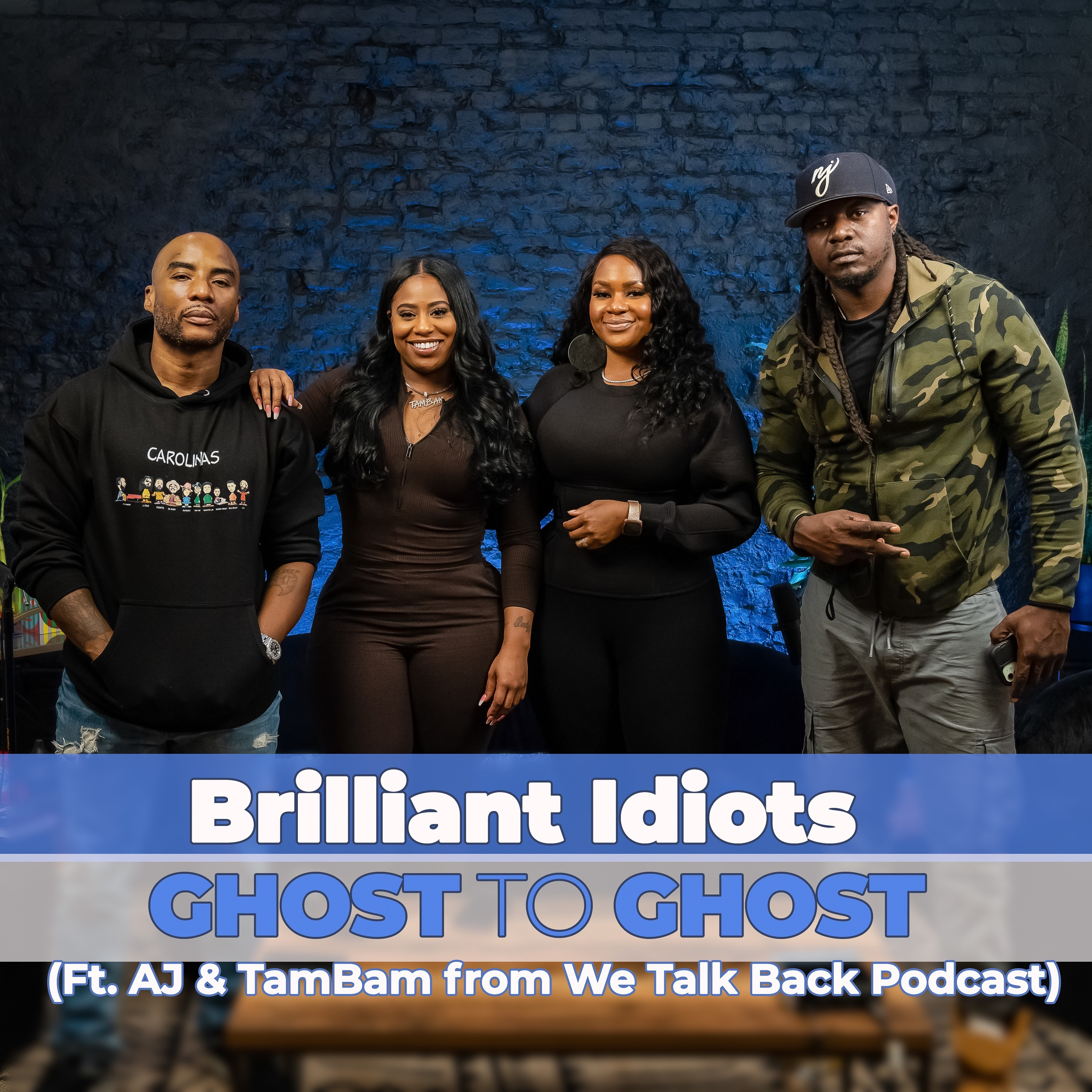 Ghost to Ghost (Ft. AJ & TamBam from We Talk Back Podcast)