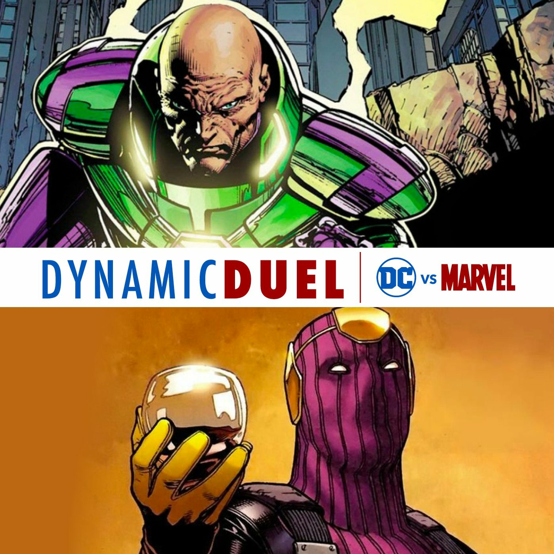 Lex Luthor vs Baron Zemo
