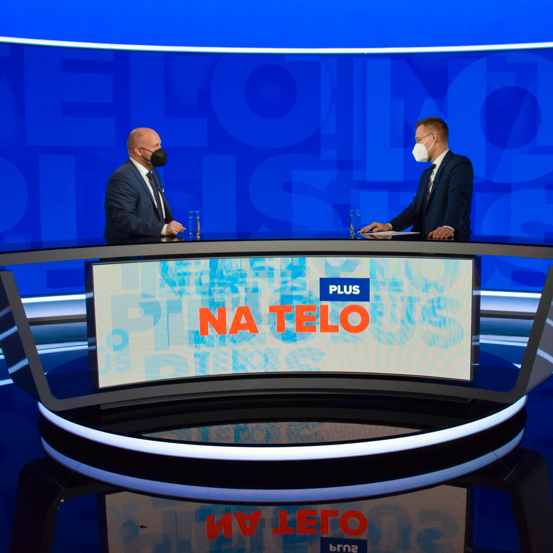 Na telo plus (23.3.): Jaroslav Naď