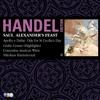Handel: Alexander's Feast or the Power of Musick, HWV 75, Pt. 1: Recitative,