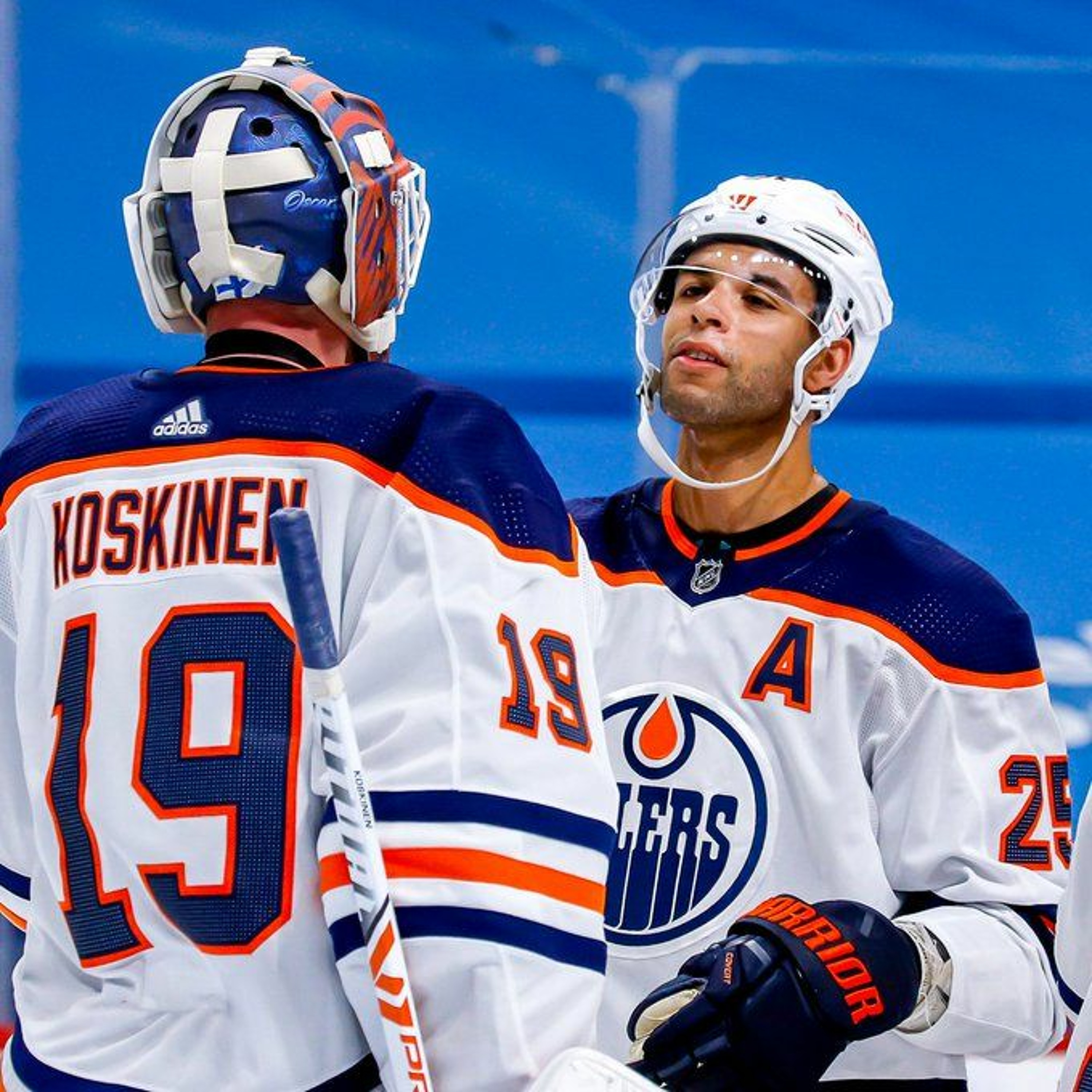 """The Cult of Hockey's """"Koskinen, Nurse, RNH come up big as Edmonton Oilers beat Jets"""" podcast"""