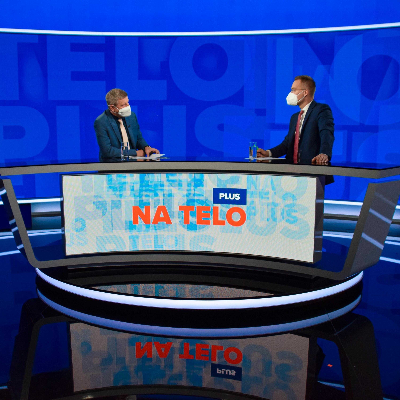 Na telo plus (1.6.): Vladimír Lengvarský